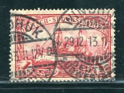 GERMAN SOUTH WEST AFRICA 1906-19 - Germany