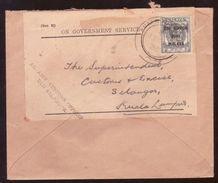 MALAYA/JAPANESE OCCUPATION/SELANGOR 1942 - Great Britain (former Colonies & Protectorates)