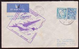 IRELAND 1939 1st FLIGHT TO CANADA - Great Britain