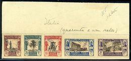 ITALIAN COLONIES- TRIPOLITANIA 1928 TRADE FAIR SPECIMEN - Italy