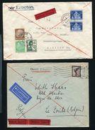 GERMANY EXPRESS MAIL EILBOTEN 1933/37 - Germany
