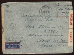 GERMANY SOUTH AFRICA WWII POW MAIL 1 - Germany