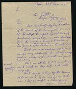 ADEN ROYAL MARINES ARAB KOLASSES GOLD TOOTH 1945 - Aden (1854-1963)