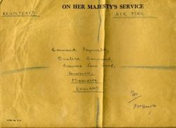 CHRISTMAS ISLAND PACIFIC OHMS NUCLEAR TESTING OFFICIAL 1957 - Unclassified