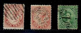 CANADA 1859 1C-TWO SHADES - Canada