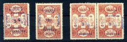 TURKEY/CILICIA VARIETIES 1920 (2) - Turkey