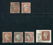 GB VICTORIA 1d REDS - 1840-1901 (Victoria)