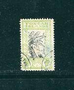 TONGA BOGUS ISSUE PALM TREE - Tonga (...-1970)