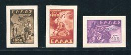 GREECE PROOF 1949 ABDUCTION GREEK CHILDREN - Greece