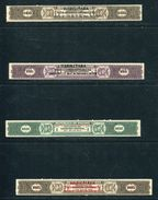 PANAMA 1919/20 BEER ALCOHOL LIQUOR TOBACCO CIGARETTES - Panama