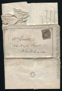 GB PENNY RED ON POST MAGAZINE 1848 - 1840-1901 (Victoria)