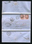 GREAT BRITAIN VICTORIA RIDEOUT MACHINE LONDON 1859 PARIS FRANCE - 1840-1901 (Victoria)