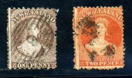 NEW ZEALAND 1873 1D WATERMARK LARGE STAR - Unclassified