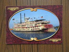 USA       Mississippi Riverboat                            Bâteau                Natchez - Jackson