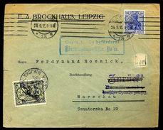 POLAND WARSAW TOWN POST 1915 - Poland