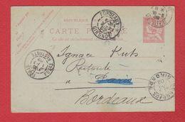 Lot De 3 Entiers Postaux --début 1900 - Enteros Postales