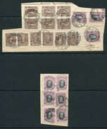 SOUTHERN RHODESIA KG5 AND KG6 MACHEKE AND SALISBURY POSTMARKS - Grande-Bretagne (ex-colonies & Protectorats)