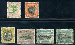 NORTH BORNEO 1894 3c TO 18c FINE USED - North Borneo (...-1963)