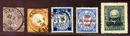 DANZIG SELECTION OF N.G. CONFEDERATION - Germany