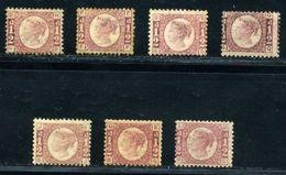 GB 1870 1/2d PLATES MINT - 1840-1901 (Victoria)