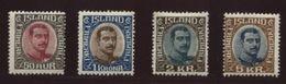 ICELAND 1920 Lovely MINT LOT! - Iceland