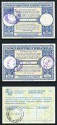 AUSTRALIA 1957 ETC., INTERNATIONAL REPLY COUPONS - Australia