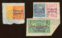 NEW HEBRIDES FRENCH PACIFIC FIRST SET - New Hebrides