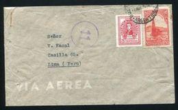 ARGENTINA TO PERU AIRMAIL 1945 - Argentina