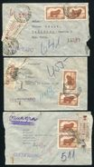 ARGENTINA PANAGRA COVERS TO CHILE 1939 - Argentina