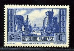 FRANCE 1931 10fr BLUE - Europe (Other)