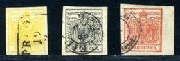 AUSTRIA 1850 FINE USED - Austria