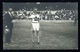 SWEDEN/1912 OLYMPICS/CANADA/POSTCARD/10000 M Walk - Sweden
