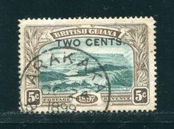 BRITISH GUIANA 1899 MOUNT RORAIMA VARIETY - British Guiana (...-1966)