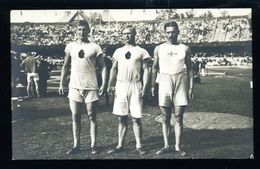 SWEDEN/1912 OLYMPICS/CANADA/POSTCARD/DISCUSS - Sweden
