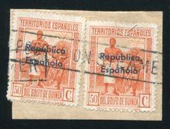 SPANISH GUINEA USED ABROAD SIERRA LEONE MARITIME - Sierra Leone (...-1960)