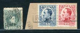 SPAIN USED ABROAD SIERRA LEONE MARITIME - Sierra Leone (...-1960)