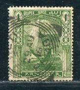 ZANZIBAR PEMBA RARE POSTMARK - Zanzibar (...-1963)
