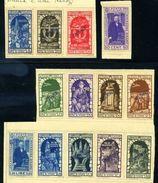ITALY 1934 FIUME ANNIVERSARY SET - Italy