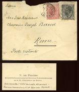 ROMANIA/RUSSIA/VATICAN 1910 - Romania