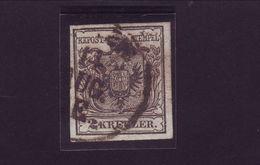AUSTRIA 1850 SG 2 TYPE 1 - Austria