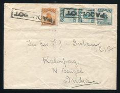 CHINA MARITIME SHANGHAI INDIA 1927 - Unclassified