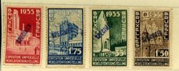 BELGIUM EXHIBITION 1934 SPECIMEN/PORTUGUESE COLONIES - Belgium