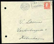 DENMARK/FAROES SHIPPING 1941-51 - Denmark
