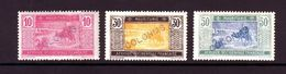 FRENCH MAURITANIA 1926 CAMELS SPECIMEN UPU SPAIN - Europe (Other)
