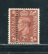 GB GEORGE 6TH VARIETY DOUBLE PERF 1950 - 1902-1951 (Kings)