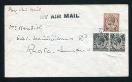 SINGAPORE MALAYA FIRST AIRMAIL FLIGHT 1926 SEAPLANE - Singapore (...-1959)