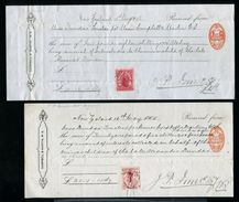 NEW ZEALAND UNIVERSAL ON RECEIPTS 1905/6 SOLICITORS - Unclassified