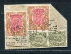 INDIA USED ABROAD ABADAN PERSIA 1922 - India (...-1947)