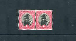 SOUTH AFRICAN GEORGE FIFTH SHIP DARMSTADT TRIAL DIX 50 - South Africa (...-1961)