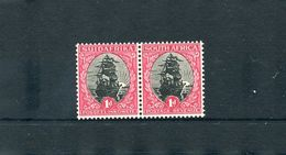 SOUTH AFRICAN GEORGE FIFTH SHIP DARMSTADT TRIAL DIX 51 - South Africa (...-1961)